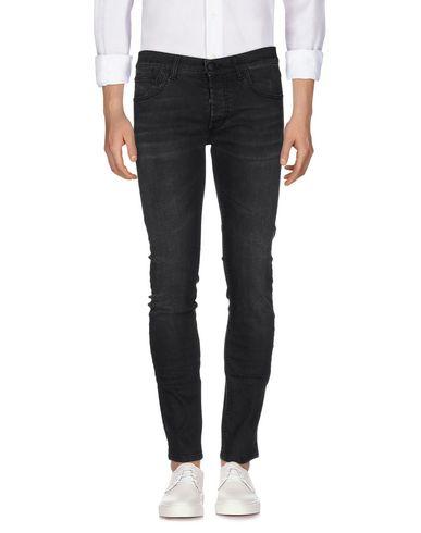 Джинсовые брюки ALEXANDER MCQUEEN 42572241UN