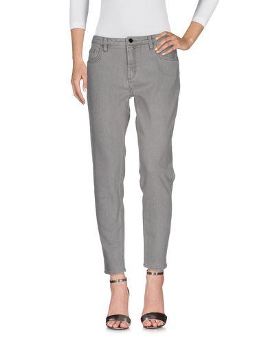 Джинсовые брюки VICTORIA BECKHAM 42572375BQ