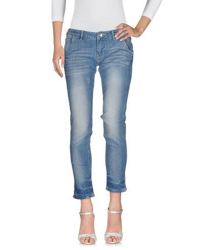 Джинсовые брюки FRACOMINA 42572514DH