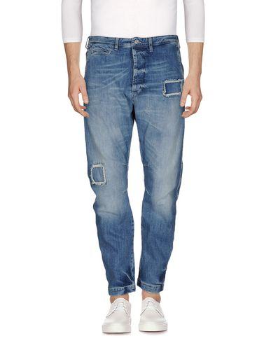 Джинсовые брюки PATRIZIA PEPE 42572895LA