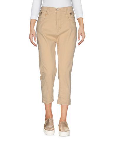 Джинсовые брюки-капри FRANKIE MORELLO 42572949QJ