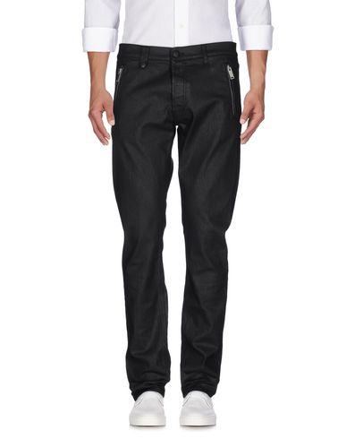 Джинсовые брюки ALEXANDER MCQUEEN 42573039FF