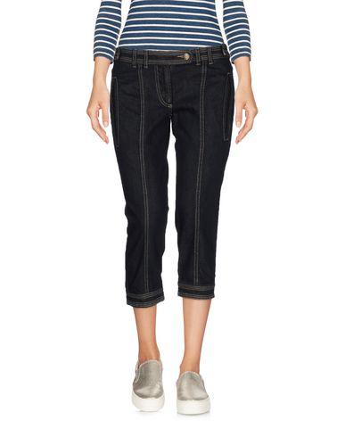 Джинсовые брюки-капри JUST CAVALLI 42573157TW