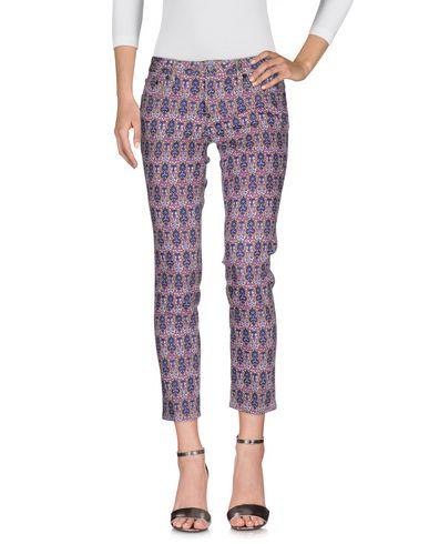 Джинсовые брюки TORY BURCH 42573285HI
