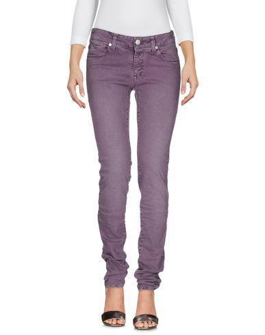 Джинсовые брюки MCQ ALEXANDER MCQUEEN 42573477UD
