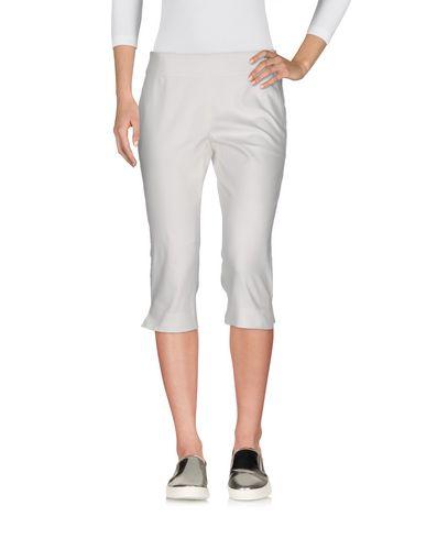 Джинсовые брюки-капри DONNA KARAN 42573551OB