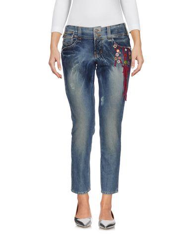 Джинсовые брюки GALLIANO 42573682FL