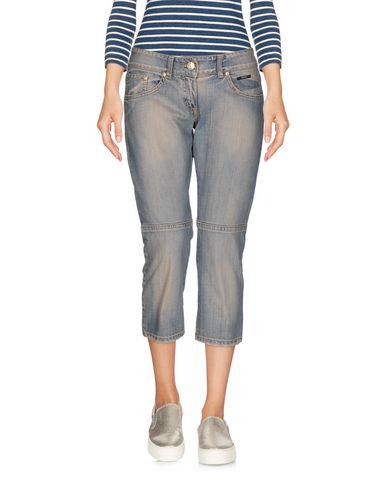 Джинсовые брюки-капри ELISABETTA FRANCHI FOR CELYN B. 42574017GT