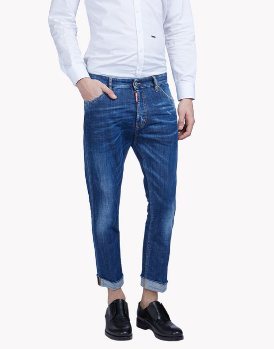 glam head jeans jeans Uomo Dsquared2