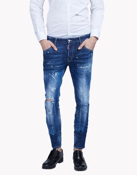skater jeans denim Man Dsquared2