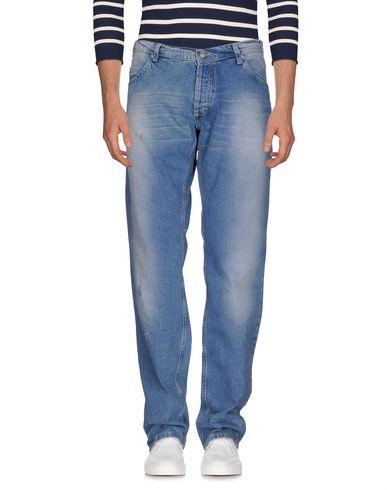 Джинсовые брюки VERSACE JEANS COUTURE 42574558DM
