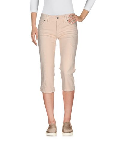 Джинсовые брюки-капри GALLIANO 42574581HM