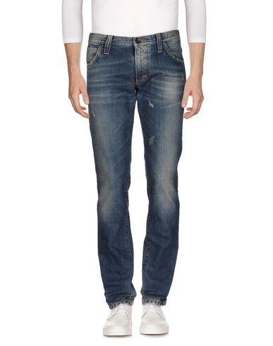 Джинсовые брюки DOLCE & GABBANA 42574582PR