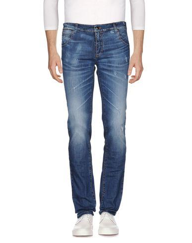 Джинсовые брюки ERMANNO SCERVINO 42574723VG