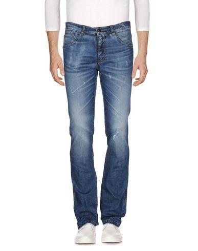 Джинсовые брюки ERMANNO SCERVINO 42574737MS
