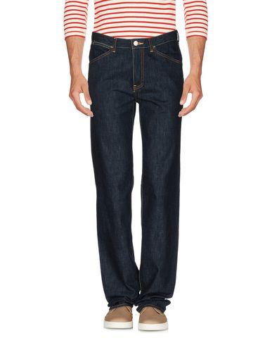 Джинсовые брюки JIL SANDER 42574874MX