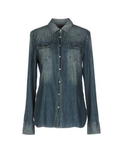 Джинсовая рубашка REPLAY 42574929UH