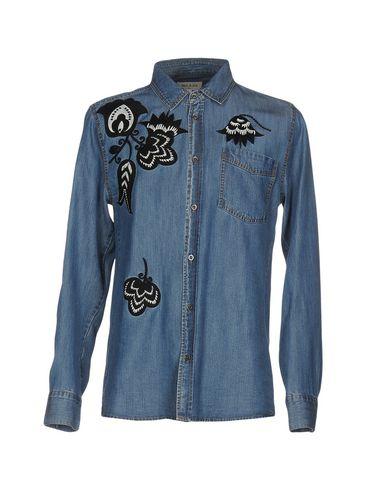 Джинсовая рубашка PAUL & JOE 42575013AD