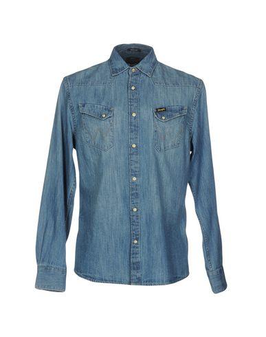 Джинсовая рубашка WRANGLER 42575049PE