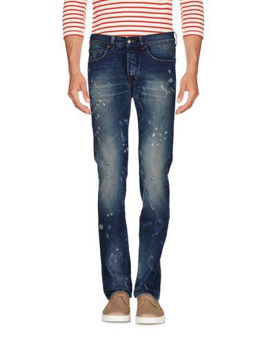 Джинсовые брюки MCQ ALEXANDER MCQUEEN 42575289JB
