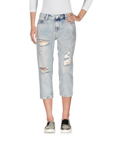 Джинсовые брюки-капри SILVIAN HEACH 42575361AP