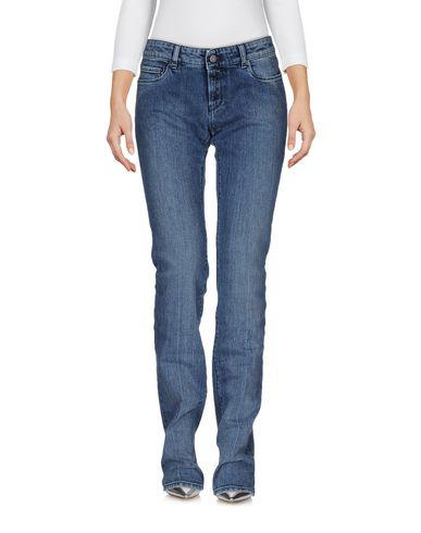 Джинсовые брюки PRADA 42575446DJ
