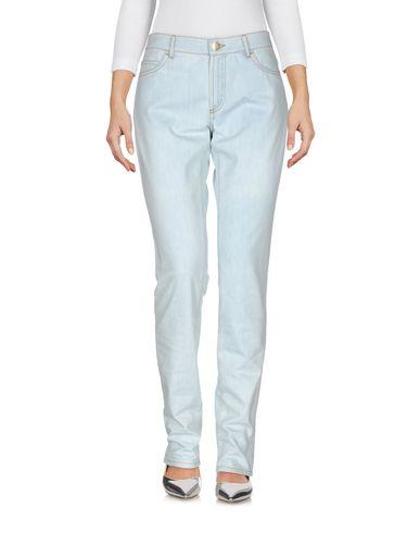 Джинсовые брюки VALENTINO 42575502DQ