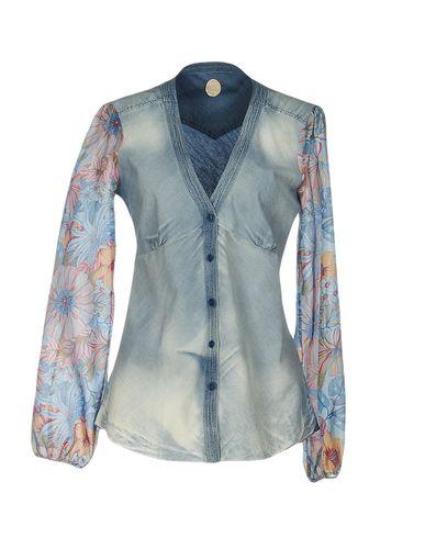 Джинсовая рубашка NOLITA 42575866BW