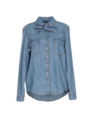 Джинсовая рубашка STEFANEL 42576066FA