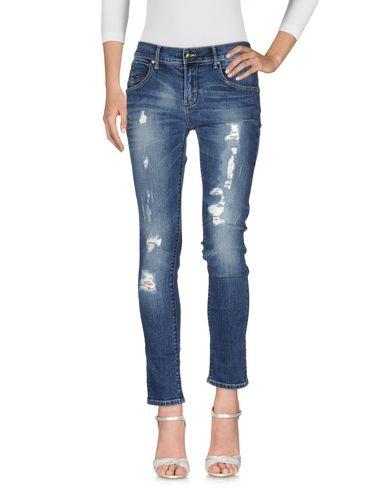 Джинсовые брюки TAKE-TWO 42577156BS