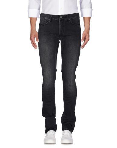 Джинсовые брюки ROBERTO CAVALLI 42578124UO