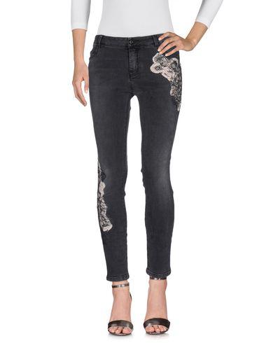 Джинсовые брюки ERMANNO SCERVINO 42578364XD