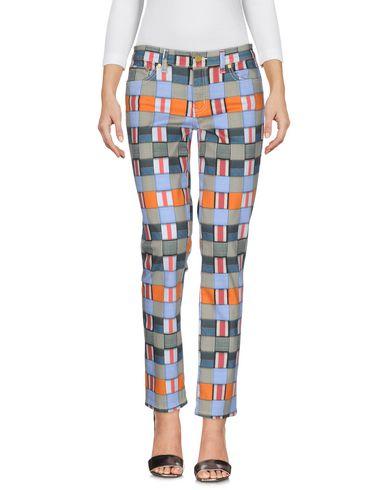 Джинсовые брюки TORY BURCH 42578380FW