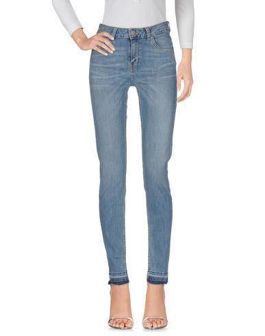 Джинсовые брюки PIECES 42578445DF