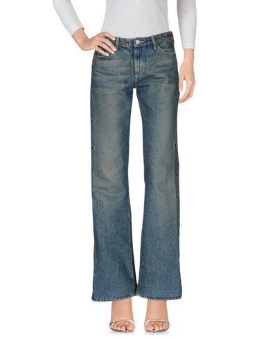 Джинсовые брюки PLUS + 42578483SI