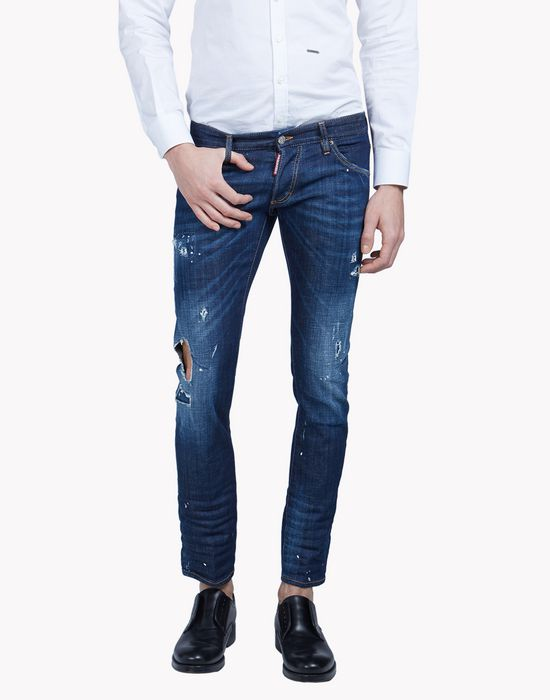 clement jeans moda vaquera Hombre Dsquared2