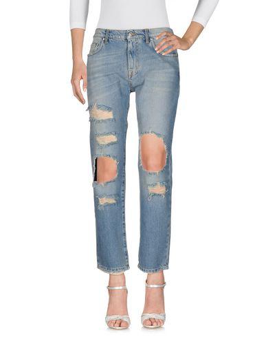 Джинсовые брюки MSGM 42578594VN