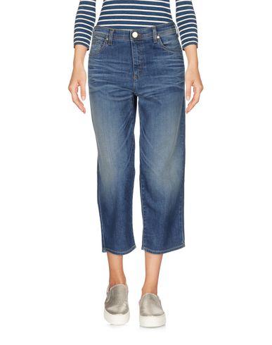 Джинсовые брюки-капри ARMANI JEANS 42578987XU