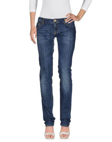 Джинсовые брюки ELISABETTA FRANCHI JEANS FOR CELYN B. 42579191MU