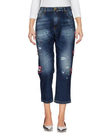 Джинсовые брюки FRANKIE MORELLO 42579207VJ