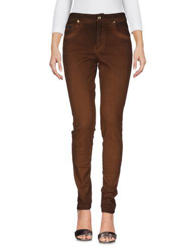 Джинсовые брюки BLUMARINE 42579321JJ