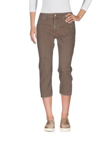 Джинсовые брюки-капри DONDUP 42579387OB