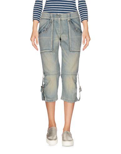 Джинсовые брюки-капри ARMANI JEANS 42579605KA