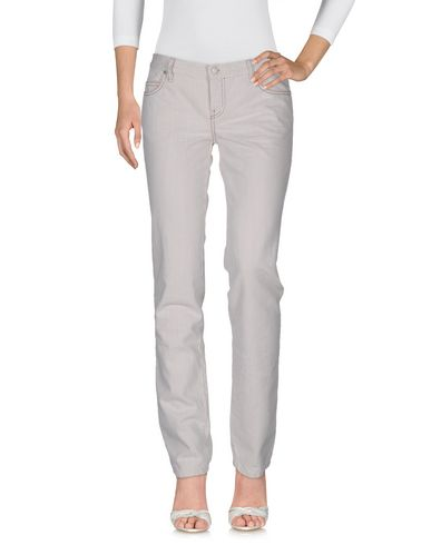 Джинсовые брюки MCQ ALEXANDER MCQUEEN 42579875DK