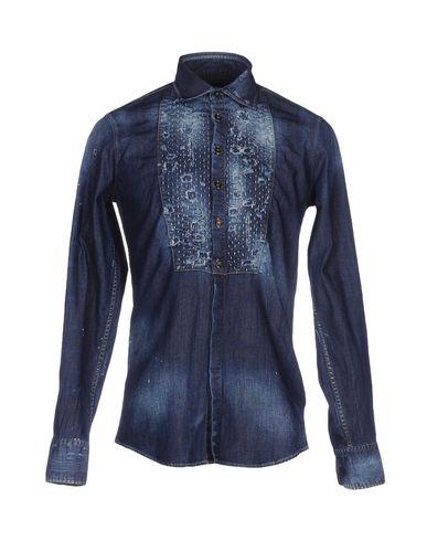Джинсовая рубашка DSQUARED2 42579891LO