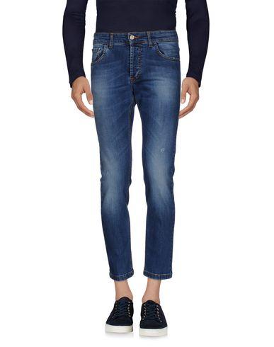 Джинсовые брюки ENTRE AMIS 42580342SF