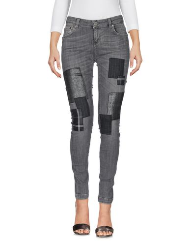 Джинсовые брюки FRANKIE MORELLO 42580702LE