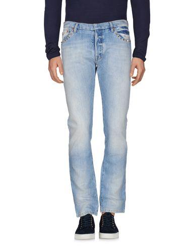 Джинсовые брюки VALENTINO 42580761FJ