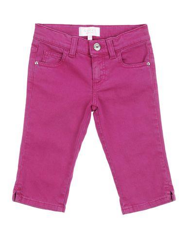 Джинсовые брюки GUCCI 42581046UJ