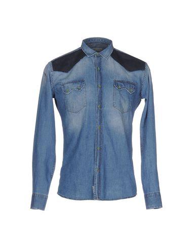 Джинсовая рубашка TAKESHY KUROSAWA 42581171BB
